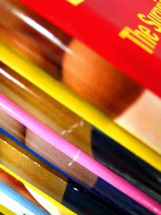 Free Magazines Stock Image - 7771421