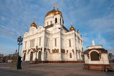 Free Cathedral Of Christ The Savior Stock Photos - 7771483