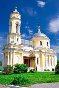 Free Orthodox Church Stock Image - 7771511