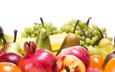 Free Fresh Vegetables And Fruits Stock Photography - 7771532