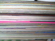 Free Magazines Stock Photo - 7771840
