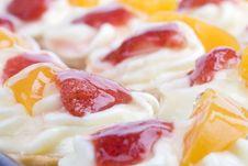 Free Fruit Cakes Royalty Free Stock Photo - 7771855