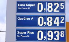Free Low Petrol Prices Stock Photos - 7772033