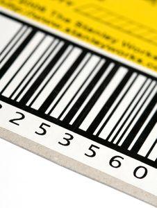 Free Barcode Stock Image - 7772091