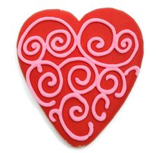 Free Valentine S Cookie Royalty Free Stock Image - 7772306