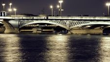 Free Bridge In St. Petersburg Royalty Free Stock Photography - 7772337