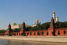 Free Kremlin (1) Royalty Free Stock Images - 7772709