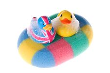 Free Rubber Duck Royalty Free Stock Photo - 7772745