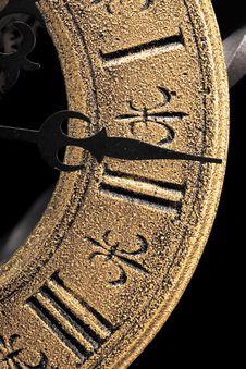 Free Antique Clock Stock Photography - 7772842