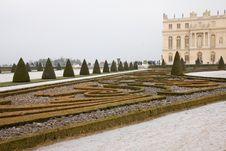 Chateau De Versailles Stock Photography