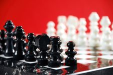 Free Chessboard Stock Photo - 7774300