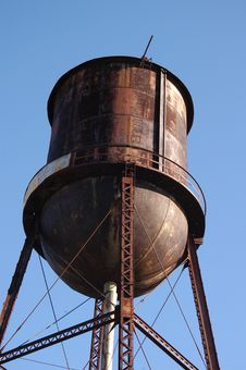 Free Old Rusted Tower Stock Images - 7774374