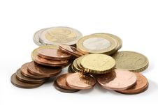 Free European Coins Stock Images - 7775144