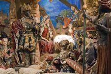 Free Baroque Bethlehem In Prague Royalty Free Stock Images - 7776229