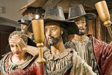 Free Baroque Bethlehem In Prague Stock Images - 7776324