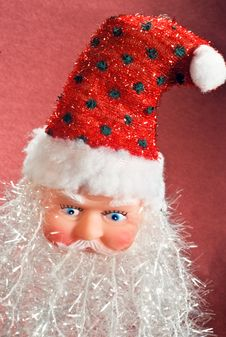 Free Santa Claus Royalty Free Stock Image - 7776846