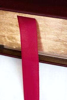 Free Closeup Of A Bible Royalty Free Stock Photos - 7777268