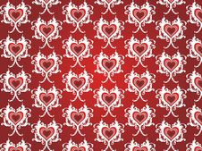 Free Valentine Grunge Background Royalty Free Stock Photo - 7777435
