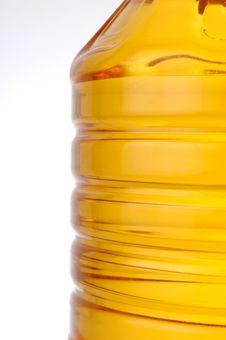 Free Oil Bottle Royalty Free Stock Photo - 7777685