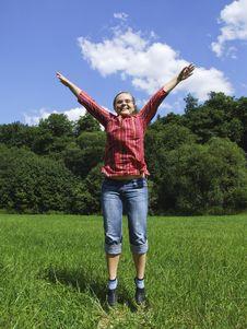 Free Happy Summer Royalty Free Stock Image - 7778986