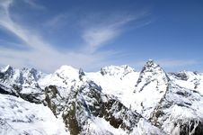Free Mountains Royalty Free Stock Images - 7779009