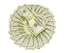 Free Money Stock Photography - 7779342