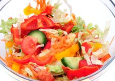 Free Salad Royalty Free Stock Image - 7779406