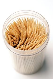 Free Toothpicks Royalty Free Stock Images - 7779899