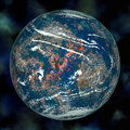 Free Abstract Planet In Space Royalty Free Stock Photos - 7784008