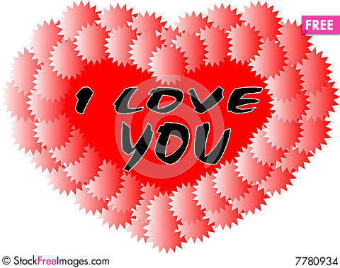 Stars Heart I Love You Free Stock Images Amp Photos