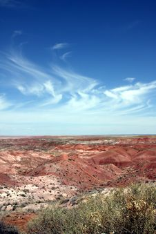 Free Painted Desert Stock Photography - 7780492