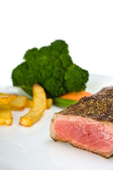 Free Steak Royalty Free Stock Photo - 7780705