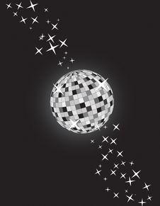 Free Disco Ball Royalty Free Stock Photos - 7781268