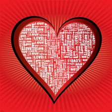 Free Valentine Background Stock Photo - 7781490