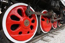 Free Wheels Stock Photography - 7781512