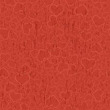 Free Valentine Seamless Background Royalty Free Stock Photo - 7781585
