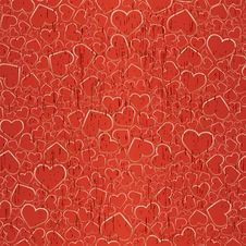 Free Valentine Seamless Background Stock Image - 7781661