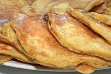 Free Pancakes Royalty Free Stock Photos - 7781698