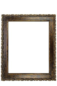 Retro Photo Frame Royalty Free Stock Photos