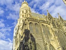 Free Gothic Cathedral Stock Image - 7782311