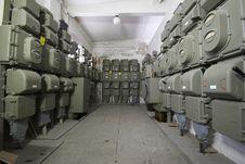 Free Inside Power Station Stock Image - 7782951