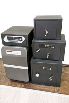 Free Safe Box 2 Stock Images - 7783194