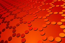 Free Abstract Orange Royalty Free Stock Images - 7783209