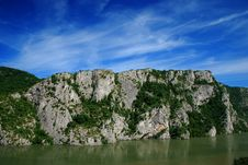 Free Danube River Royalty Free Stock Photo - 7783325
