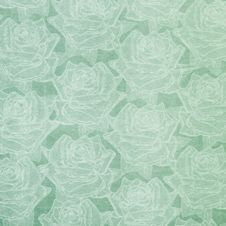 Free Beautiful Green Abstract Paper Roses Stock Photo - 7783700
