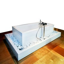 Free Bath Royalty Free Stock Image - 7783716