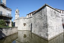 Free The Castle Of Force In Havana Stock Photos - 7783803