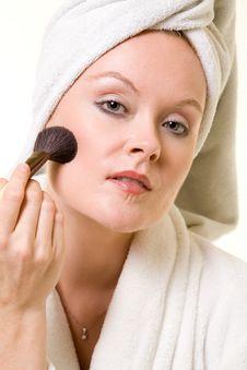 Free Beauty Routine Stock Image - 7783961