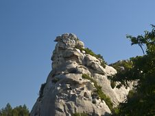 Free Les Baux-de-Provence Royalty Free Stock Photography - 7784717