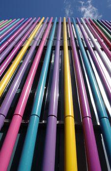 Free Coloured Tubes Stock Image - 7785081